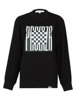 Proenza Schouler Long sleeve graphic t-shirt
