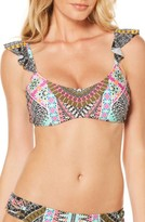 Laundry by Shelli Segal Women's Underwire Bikini Top