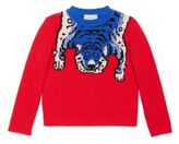 Gucci Little Boy's & Boy's Woolen Sweater