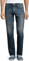 AG Jeans Matchbox 14-Years Denim Jeans, Smoke