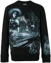 Lanvin printed sweatshirt - men - Cotton - S