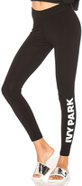 Ivy Park Casual Legging in Black. - size M (also in S,XS)