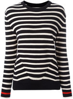 Chinti and Parker Breton stripe jumper - women - Cotton/Cashmere - M