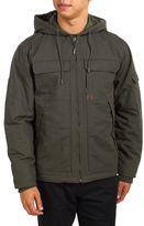 Wrangler Men's Ranger Jacket - Hood - Loden