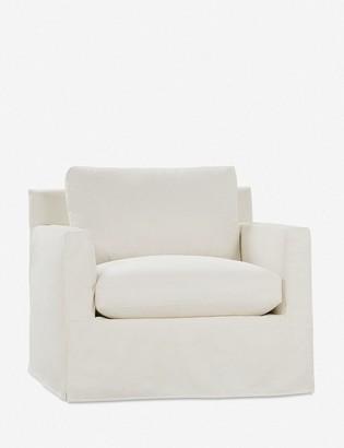 Lulu & Georgia Myla Slipcover Chair