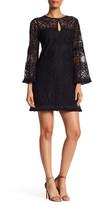 Nanette Lepore Fairy Sleeve Frock Dress