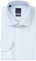 Daniel Hechter Geo Textured Shirt, White/navy