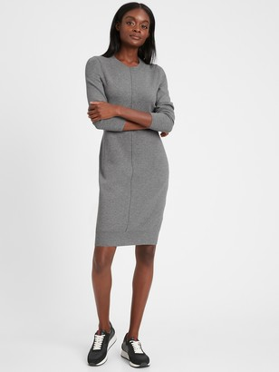 Banana Republic Petite Sweater Dress