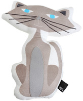Fab Cat Shape Pillow