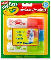Crayola My First 3-Pack Easy Grip Washable Markers
