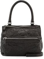 Givenchy Pandora Pepe Small Satchel Bag, Black