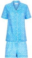 Derek Rose Ledbury Short Pyjama Set
