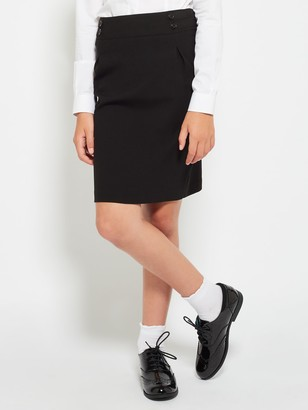 John Lewis & Partners Girls' Stain Resistant School Pencil Skirt