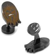 "Cufflinks Inc. Men's Cufflinks, Inc. ""star Wars(TM)"" Chewbacca Cuff Links"