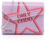 Jimmy Choo Candy Love Heart Only Choo Clutch