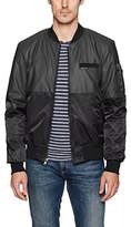 Members Only Men's Deftone Bomber Jacket