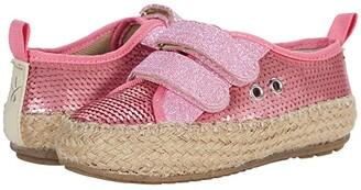 Emu Millner Sequin (Toddler/Little Kid/Big Kid) (Pink) Girl's Shoes
