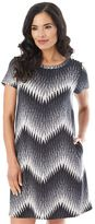 Apt. 9 Women's Printed Knit Dress