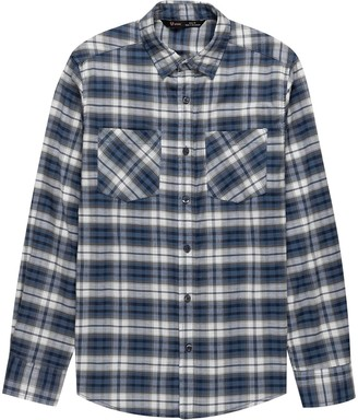 Stoic Huron Stretch Flannel Shirt - Men's