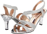 Mootsies Tootsies Jericho (Silver/Silver Synthetic) - Footwear