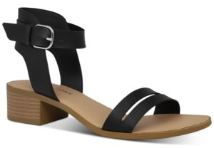 Sun + Stone Alecta City Sandals, Created for Macy's Women's Shoes