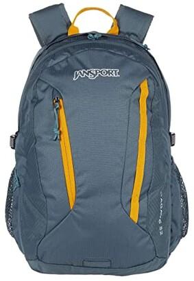JanSport Agave (Dark Slate Ripstop) Backpack Bags