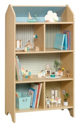 Better Homes & Gardens Cartwheel Dollhouse/Bookcase, Reversible Finish