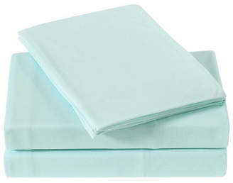 Truly Soft Solid Jersey Twin Sheet Set Bedding