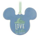 Disney Mickey Mouse Icon Ornament - Disney's Vero Beach Resort