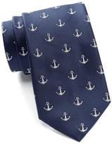 Nautica Woven Anchor Tie