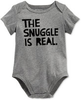 First Impressions The Snuggle Is Real Bodysuit, Baby Boys & Baby Girls (0-24 months), Only at Macy's