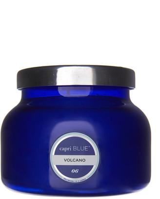 Capri Blue Volcano Signature Jar Candle Blue 1 Size