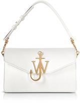J.W.Anderson White Logo Purse
