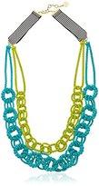Trina Turk The Modernist Mesh Necklace