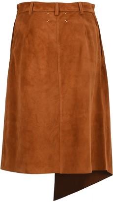 Maison Margiela Asymmetric A-Line Skirt