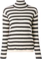 Bellerose striped turtleneck jumper