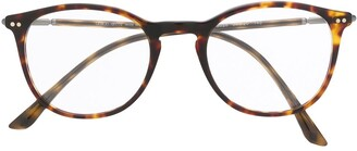 Giorgio Armani Angular Glasses