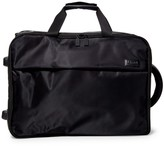 Lipault Plume Nylon Business Weekend Carry-On Wheeled Garment Bag