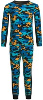 Cuddl Duds Fleece Top and Pants Base Layer Set - Long Sleeve (For Toddler Boys)
