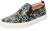 Gucci Printed Slip-On Sneaker