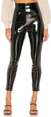 Michael Costello x REVOLVE Isa Faux Leather Pant
