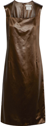 Bottega Veneta Satin Dress