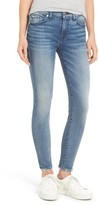 7 For All Mankind Women's Ankle Skinny Jeans