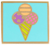 Ariella Collection Ice Cream Enamel Ring