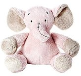 Little Pink Elephant Soft Toy Cuddly Cot Toy for Newborn Baby Girl by Mousehouse Gifts