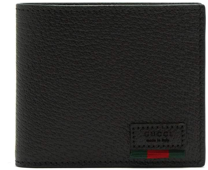 Gucci Agora grained leather wallet