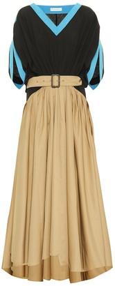 J.W.Anderson Cotton midi dress