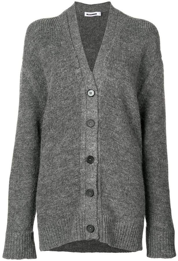 Jil Sander relaxed cardigan