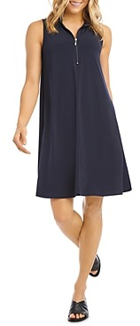Karen Kane Sleeveless A-Line Dress