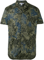 Comme des Garcons patterned shirt - men - Cotton - S